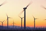 Wind Turbines near Palm Springs