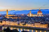 Florence, Italie Papier Photo par Sorincolac