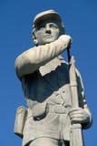 Civil War Memorial at Battlefield