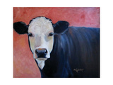 Louise Cow Painting