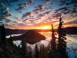 Sunset Glory I