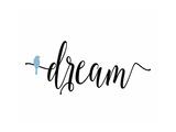 Dream Blue Bird
