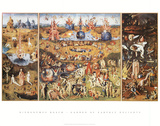 The Garden of Earthly Delights  1504