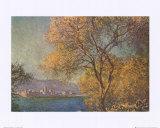 Antibes Reproduction d'art par Claude Monet