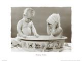 Bathing Babies