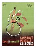 Championnat du monde de cyclo-cross, 1965 Giclée par Mancioli