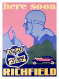 Richfield Advertising  c1929