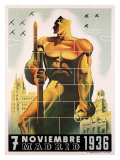 Madrid  November 7  1936