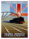 Victoria Station  London  Orient Express