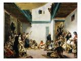 Jewish Wedding in Morocco Giclée par Pierre-Auguste Renoir