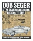 Bob Seger Ride Out Tour
