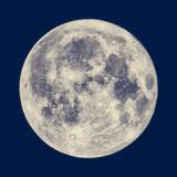 Pleine lune Papier Photo par Claudio Divizia