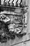 Italy  Sicily  Ragusa  Zacco Palace Baroque Facade and Balcony