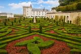 Azay-Le-Rideau Chateau  France