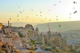 Cappadocia  Turchia  Camini Delle Fate Di Goreme