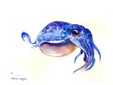 Cattlefish Reproduction d'art par Suren Nersisyan
