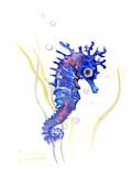 Seahorse Reproduction d'art par Suren Nersisyan