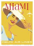Miami  Florida - Delta Air Lines
