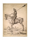 German Cavalryman of the 15th Century  1785