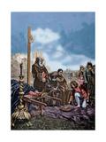 Alms for the Soul of Constable Don Alvaro De Luna (1390-1453)