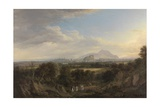 A View of Edinburgh from the West  C1822-26