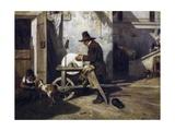 The Grinder  Ca 1840