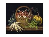 Basket of Mushrooms  1997