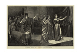 A Greek Play in a London Drawing-Room