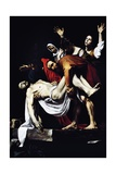 The Entombment of Christ  1602-1604