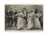 A Revival of an Old-Time Dance  a Cotillon