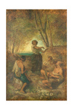 The Gypsy Dance  1853