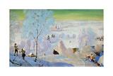Skiers  1919