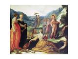 Apollo  Pallas and the Muses  16th Century