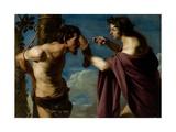 Apollo and Marsyas  1616–20