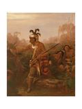 Chief Billy Bowlegs  1861