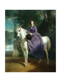 Empress Eugenie  1857