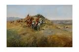 Buffalo Hunt  1891