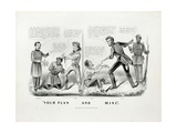 Your Plan  and Mine  1864