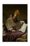 St Ambrose  C1623-25