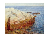 Cliff Rock  Appledore  1903