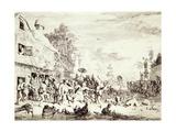 The Village Fair  1685