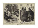 Women in Persia