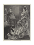 The Drawing-Room  Photographing a Debutante