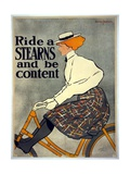 Ride a Stearns and Be Content  C1896