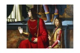 Pandolfo IV Malatesta and Carlo Malatesta