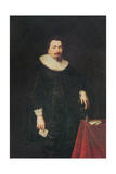 Portrait of Lord Baltimore