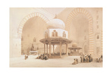 Mosque of Sultan Hassan  1848