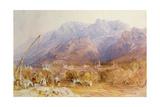 A North African Scene