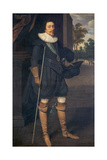 Portrait of James  2nd Marquess of Hamilton (1589-1625)