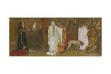 King Lear  Act I  Scene I  Cordelia's Farewell  1898